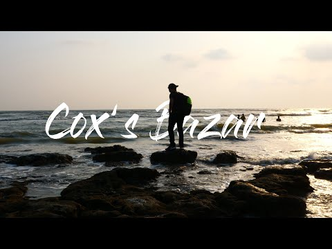 Cox's Bazar - The Longest Sea Beach in The World | Beautiful Bangladesh (Cinematic)