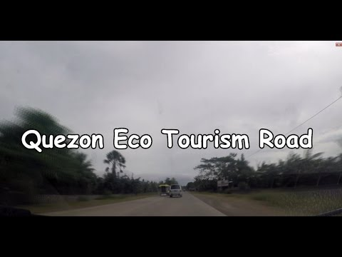 San Pablo to Lucena Roadtrip(via eco tourism road)