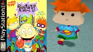 Rugrats: Search For Reptar [02] PS1 Longplay
