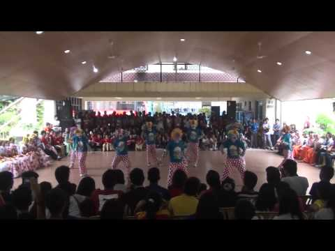 SCUAA-7 2014 HIPHOP Dance Competition - NORSU