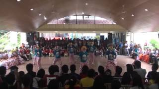 SCUAA-7 2014 HIPHOP Dance Competition - NORSU