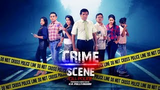 Crime Scene (ක්‍රයිම් සීන්) Theme Song | Rupavahini TeleDrama | YouTube Thumbnail