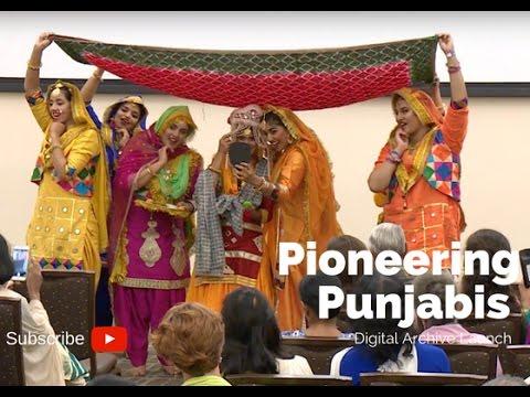 Pioneering Punjabis: Digital Archive Project Launch