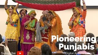 Pioneering Punjabis: Digital Archive Project Launch