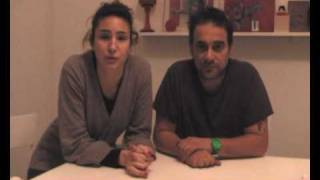 Vicentico y Valeria Bertuccelli dicen SI a la Igualdad