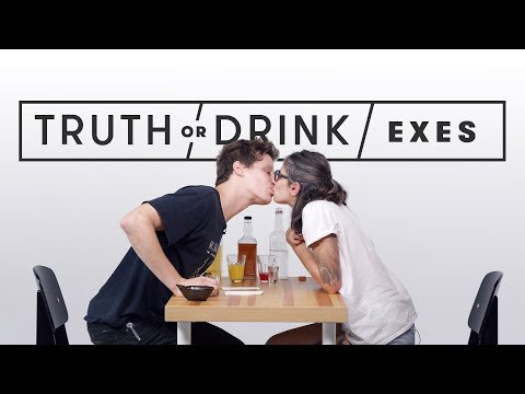 Exes Play Truth or Drink | Truth or Drink | Cut