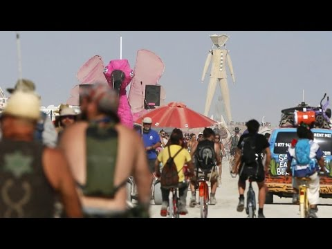 FBI investigates Burning Man festival