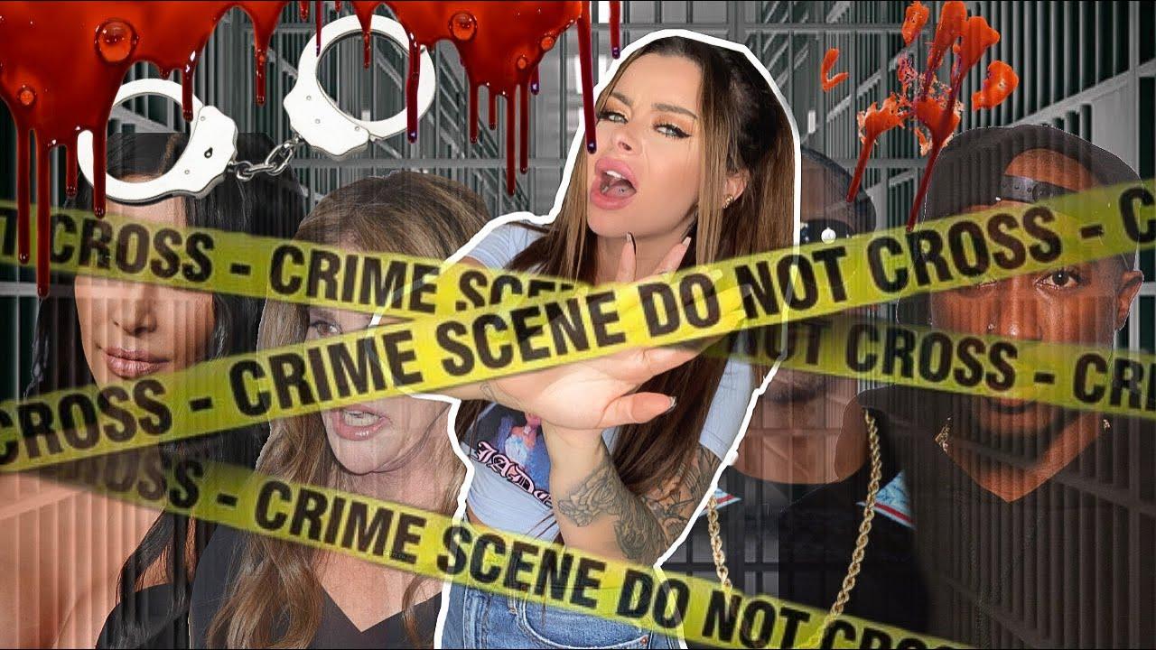 LES STARS QUI ONT DÉJÀ TUÉ !! OMGGGGGG ... ( tous sur leurs crimes )