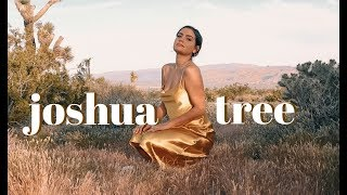 TRAVEL VLOG: JOSHUA TREE, CA