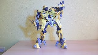 Transformers Bumblebee Papercraft