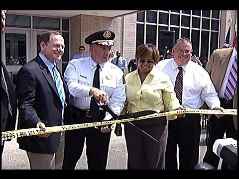 St. Louis Metropolitan Police Department Dedication Ceremony