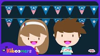 4th of July Fireworks   Independence Day   Kids Songs   Nursery Rhymes   Preschool   Kindergarten