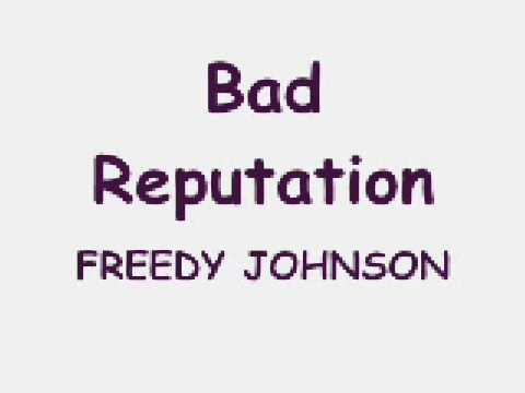 Bad Reputation - Freedy Johnston (LYRICS IN DESCRIPTION)
