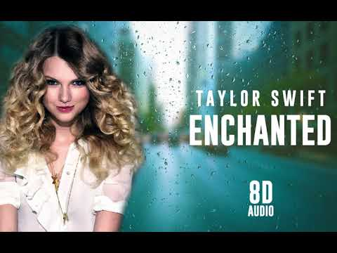 Taylor Swift - Enchanted | 8D Audio || Dawn of Music ||