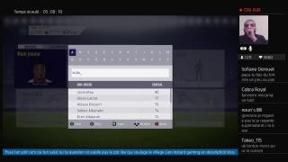 FUT FR FIFA 18  DESAILLY &FERDINAND AIEEE / ACHAT REVENTE
