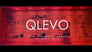 Qlevo with The Wheel Group at SEMA 2018
