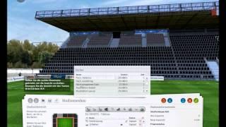 Fifa Manager 13/14 Stadionbau- Tipps und Trick- mehr Zuschauer.