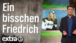 Ein bisschen Friedrich mit extra 3