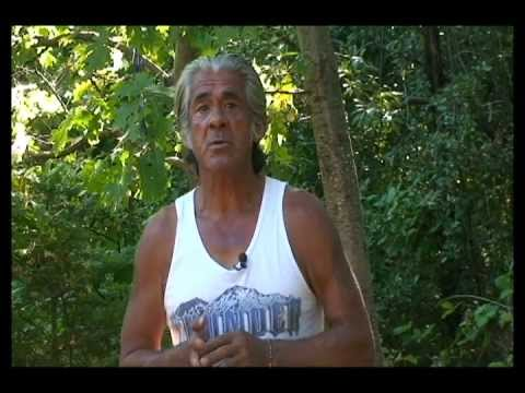 Robert Hernandez, Wintun Tribal Elder