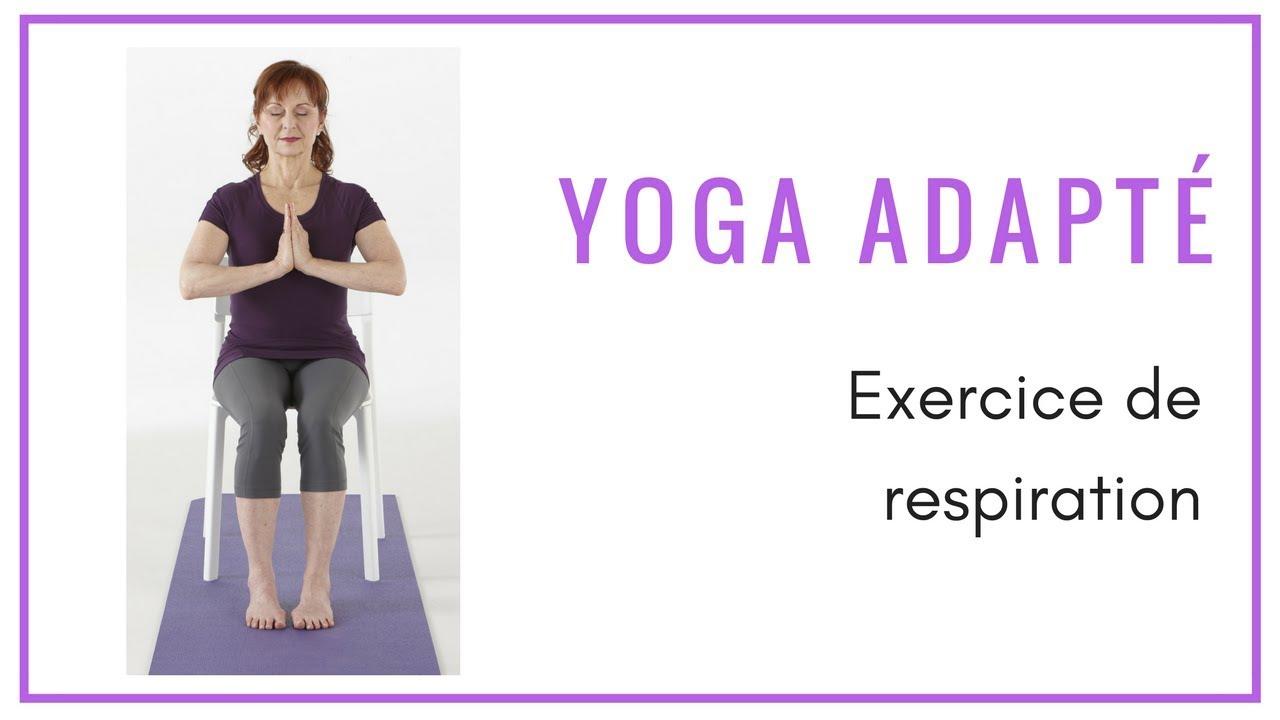 Exercice de respiration | YOGA TOUT - YouTube