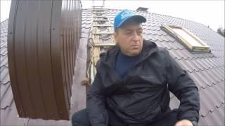 видео Почему протекает крыша? Конденсат. Утепление кровли от Кровмонтаж. (часть №2)