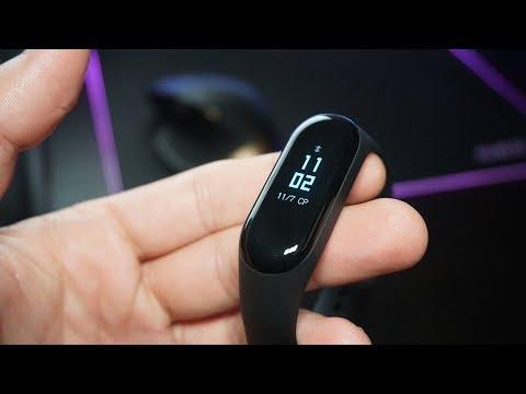 Xiaomi Mi Band 3 - Обзор браслета [ Mi Band 2 VS Mi Band 3 ]