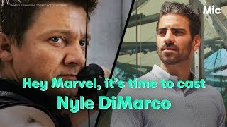 Hey Marvel, it's time to cast Nyle DiMarco