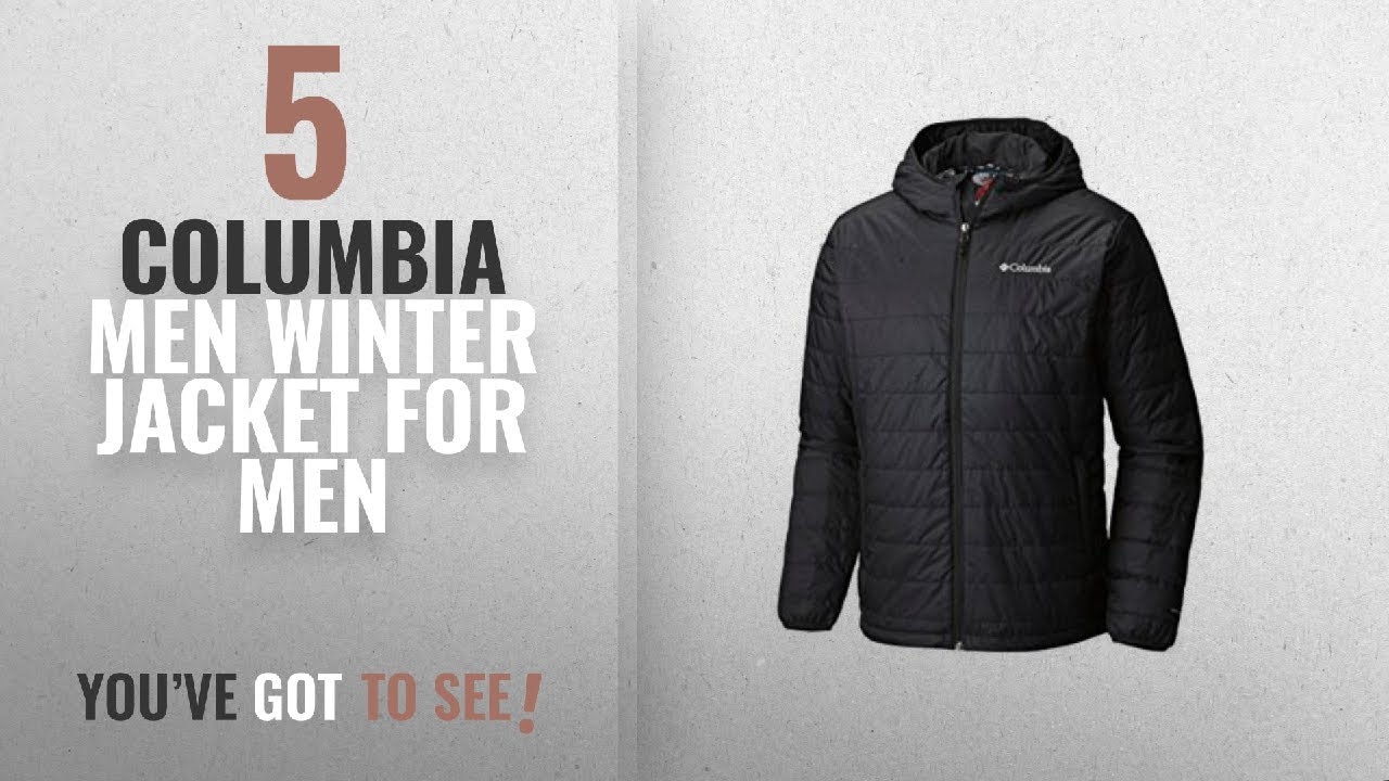 7bc2847ff707 Top 10 Columbia Men Winter Jacket [2018 ]: Columbia Mens Crested ...