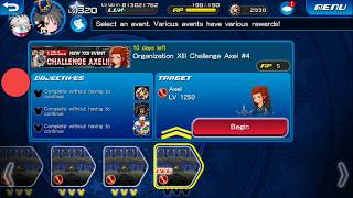 [KHUx Event] New XIII Event Challenge Axel - Organization XIII Challenge Axel 4/13