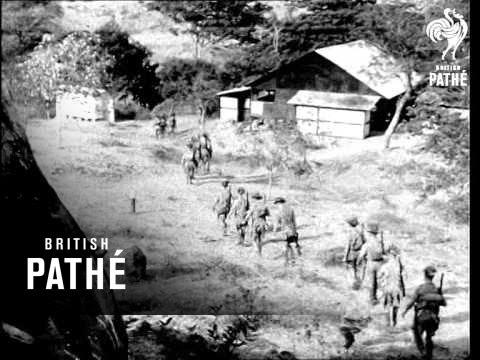 Australians In Burma (1941)