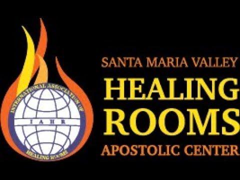 812018  from Healing Rooms Santa Maria  Speaker Jim Douglas