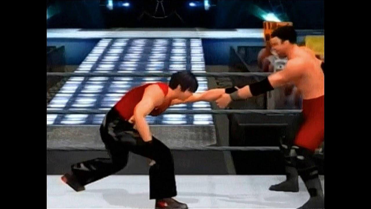 Impact Wrestling - A.J Styles vs  Boil's 1st match 2009 (TNA era)