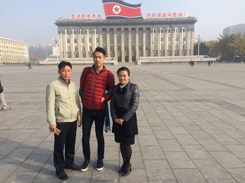 Escape of the Traveler VII:Karl.Marx's followers(North Korea)