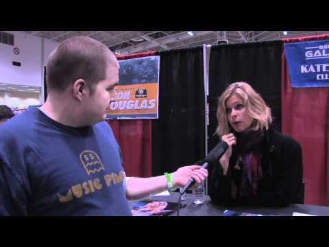 Interview with Kate Vernon   BSG