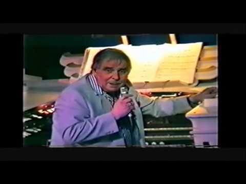 """KEN STROUD - """"THE ORGANIST WHO REALLY DID ENTERTAIN!"""" -""""LIVE"""""""