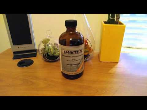 Argentyn 23 Colloidal Silver Review