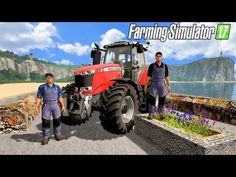 BUYING A NEW FARM ON SANDY BAY!! - Farming Simulator 2017 Mods Spending Spree