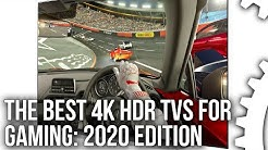 The Best 4K TVs For 4K HDR Gaming: 2020 Edition