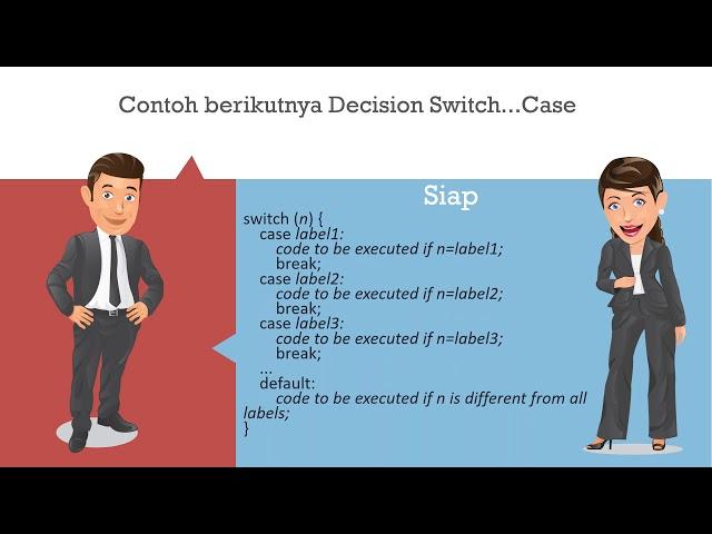 kontrol keputusan di PHP
