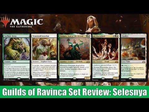 MTG Guilds of Ravnica Limited Set Review: Selesnya Guild