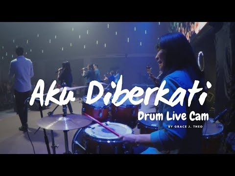 Drum Live Cam - AKU DIBERKATI (S.O.P)