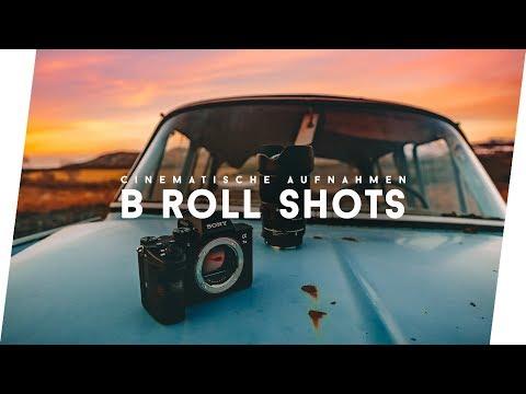 So entstehen cinematische B-Roll Aufnahmen (ft. felixba)  | Jonah Plank