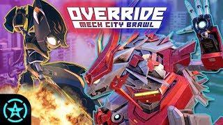 ROBOT HIGH FIVE - Override Mech City Brawl - jan:LOCK | Let