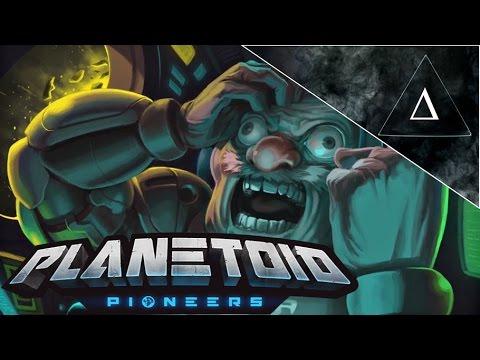 """""""Planetoid Pioneers"""" достойное перерождение """"Cortex Command"""""""