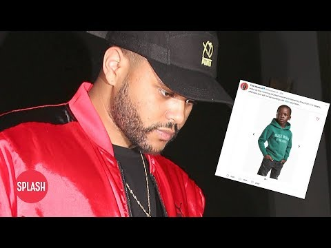 The Weeknd Cuts Ties with H&M After 'Racist' Image | Daily Celebrity News | Splash TV