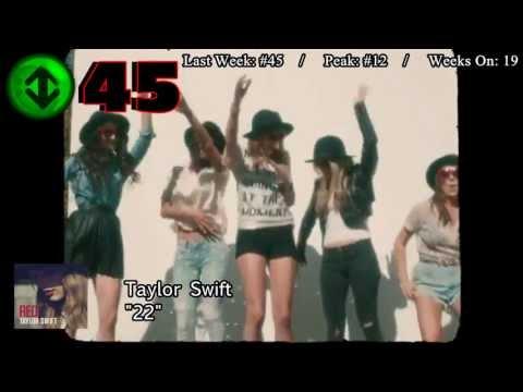 Top 50 Songs of June 2013-(6/22/2013) )