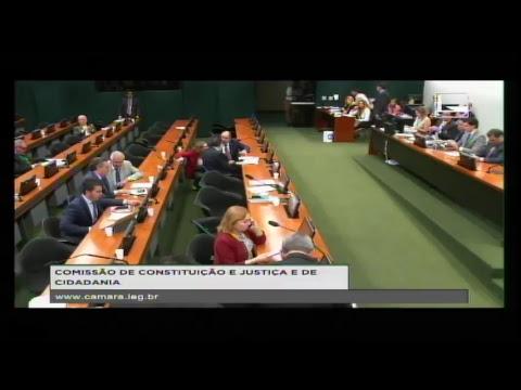 CONSTITUIÇÃO E JUSTIÇA E DE CIDADANIA - Reunião Deliberativa - 11/04/2018 - 10:57