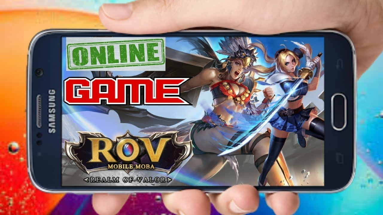 Garena RoV: Mobile MOBA APK Download - Free Action GAME for Android APK+OBB  2018