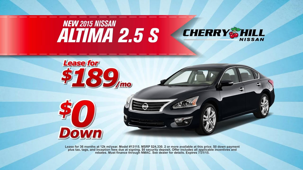 Cherry Hill Nissan   Giant July