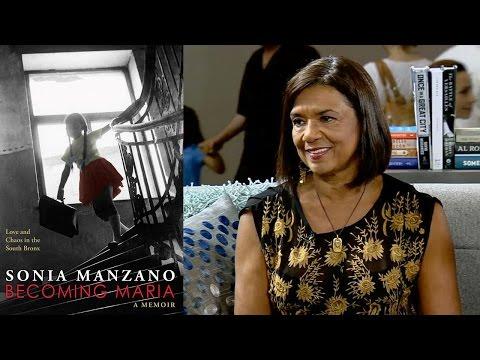 Sonia Manzano  at 2015 National Book Festival